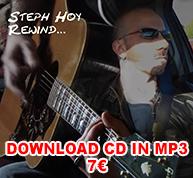 Acheter CD Steph HOY - REWIND