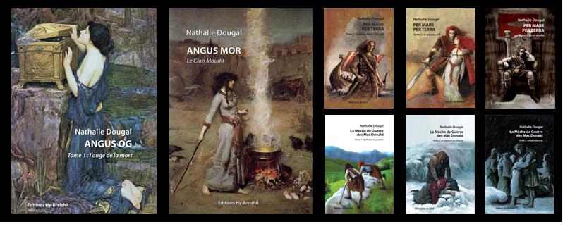 Commander les Romans de Nathalie DOUGAL